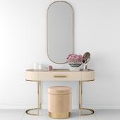 Туалетный столик Элегант от Cazarina