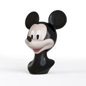 Mickey Bust