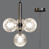 Nuura: Pendant Lamp - Miira 4 Optic (03040223)
