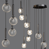 Nuura: Pendant Lamp - Miira 6 Optic (03060223)