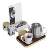 Decorative set Tea