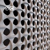 Decorative 3D Panel