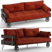 loft vintage sofa