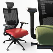t50 - 10th - task chair - by Sidiz