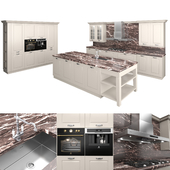 Kitchen Arredo 3 Asolo 1 (with appliances)