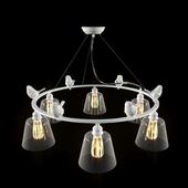 Люстра Arte Lamp Passero A4289LM-6WH