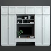 Display cabinets decor