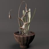 Fountain flowerpot