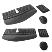 Microsoft Ergonomic Keyboard Set