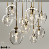 Collection Branching bubble 1 lamps