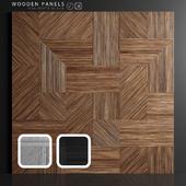 Wooden panels 3