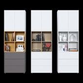 Шкафы IKEA Eket (6 вариантов расцветки).