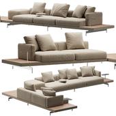 Sofa B & B italia Dock model 1