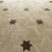 Parquet Finex Sheremetyevsky with a star