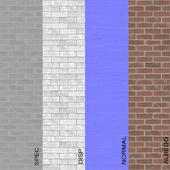 Red richmond brick