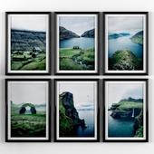 Постеры: Faroe Islands.