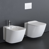 Noken ESSENCE-C Wall-Hung WC