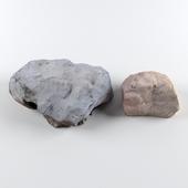 3D scan rocks