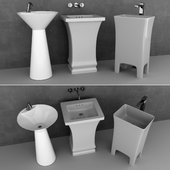 Set Washbasin 5