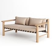 Piet Boon HIDDE Garden sofa / Садовый диван