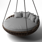 Кушетка качели Swing Hanging Daybed