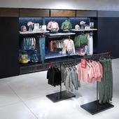 Clothes shop athletic wear 01