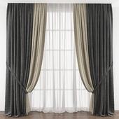 Curtain 406