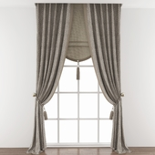 Curtain 407