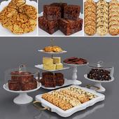 Cake bars & cookies