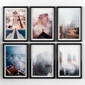 Постеры: Города.