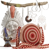 Native Americans Set