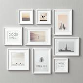 Picture Frames Set-98