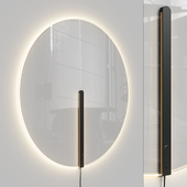 Wall lights Vibia Guise (2 sizes).