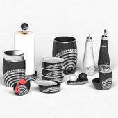 Napoli kitchen utensil set