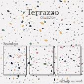 Wallpaper Wally Terrazzo - Terrazzo 1