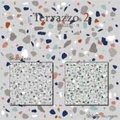 Wallpaper Wally Terrazzo - Terrazzo 2