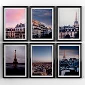 Posters: Paris, France.