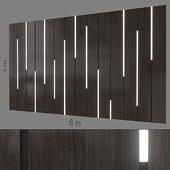 Декоративная стена 219.