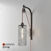 Edison wall lamp