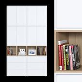 Шкафы IKEA Eket 2 (6 вариантов расцветки).