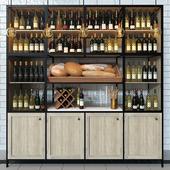 Wine Bar Decorating Set