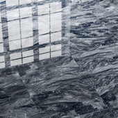 Porcelain tile of Villeroy & Boch Timbre Dark dark gray