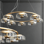 Nuura Blossi 8 Led Chandelier
