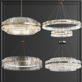 Collection of Modern Crystal Chandelier