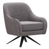 Dantone Home Morisson Turning Chair