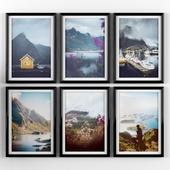 Posters: Lofoten, Norway