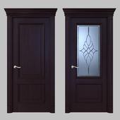 Дверь Белоравуд АРТ2 Каштан