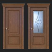 Дверь Белоравуд АРТ2 Орех