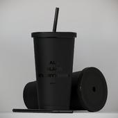 Blvck Tumbler Mug - Blvck Paris