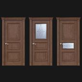 Дверь Белоравуд АРТ3 Орех